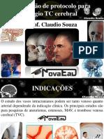 Angio TC Cerebral Nova EAD
