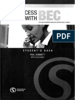 Success with Bec. Student´s Book. Higher
