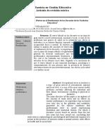 LORENA PACCHA Artículo de Revisión. Efectos del estrés Laboral