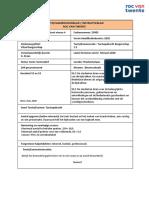 beoordelingsformulier burgerschap 1
