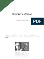 Ch 9 Chemistry of Gene