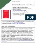 Evaluating Teaching Quality.pdf
