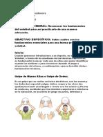 Fundamentos del voleibol -Felipe Rivadeneira-