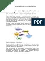 Cómo gestionar proyectos exitosos en una administración pública