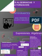 INFOGRAFIA EXPRESIONES ALGEBRAICAS