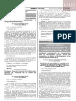 Resolución Nº 061-2020/SUNAT
