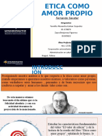 ETICA Y CONVIVENCIA DESDE LA POSTURA DE FERNANDO SAVATER FINAL