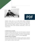 Biografía de Aristóteles Onassis