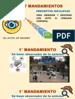 LOS 17 MANDAMIENTOS [Autoguardado].pptx