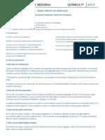 TRABAJO PRÁCTICO DE LABORATORIO reacciones quimicas