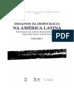 Desafios da democracia na América Latina vol.1