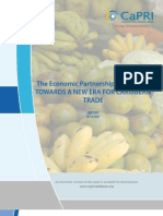 CaPRI EPA Report - The Economic Partnership Agreement (EPA) - Towards a New Era for Caribbean Trade