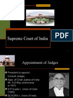 Week-10 Supreme Court of India Overview