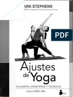 Mark Stephens - Ajustes de yoga