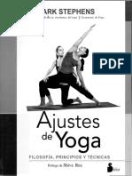 Mark Stephens - Ajustes de yoga