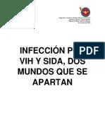 Infeccion por VIH, y SIDA dos mundos que se apartan.pdf