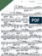 Paganini Sonatina Guitar