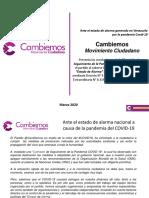Cambiemos Ante La Pandemia Covid-19.PDF