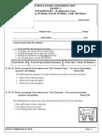 English Item Bank Paper B.docx
