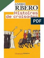 Barbero Alessandro - Histoires de croisades.pdf