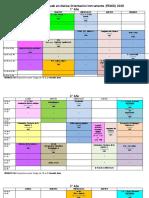Horarios PEMOI 2020 Instrumentos