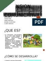 DIMENSION     COMUNICATIVA.pptx