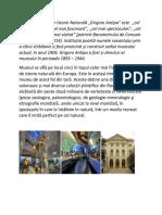 Muzeul Națonal de Istorie Naturală