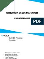 SEM 11 - UNIONES PEGADAS (1)