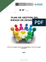 MODELO DE PGR IIEE