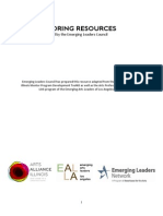 Emerging Leaders Mentoring Resources Toolkit
