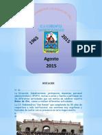 Programa Especial 2015