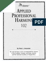 Applied Professional Harmony 2