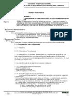 TERMO DE REFERÊNCIA ATERRO SANITARIO DOMESTICO OU HOSPITALAR