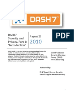 DASH7 SWG Whitepaper- Introduction