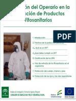 Equipos de Protección del Operario en la Aplicación de Producots Fitosanitarios.pdf