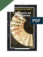 Lyon Sprague de Camp - Novaria 00 - L'Eventail de l'Empereur (1973)