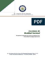 Texto Realidad Nacional 2009