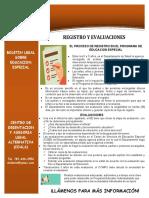 2012  folleto educ esc registro y evaluaciones color