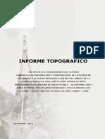 01 INFORME DE TOPOGRAFIA