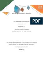 Ficha de presentación personal