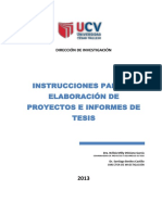 manual para elaborar proyecto de investigación