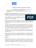 20200224_B_ riesgo moderado coronavirus en Colombia