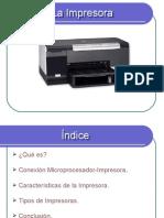 FUNCIONAMIENTO DE LAS IMPRESORAS