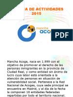 MEMORIA DE ACTIVIDADES. ASAMBLEA. 2015.ppt