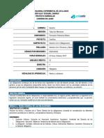 II - Derecho Civil II (Programa)