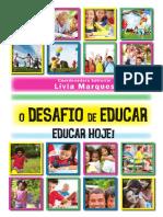 EBOOK - O DESAFIO DE EDUCAR