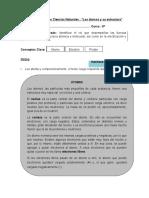 GUIA CIENCIAS 8ª ATOMOS.doc
