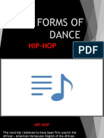 OTHER FORMS OF DANCE.pptx