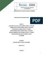 tercera entrega proyecto INVESTIGACIÓN DE OPERACIONES-
