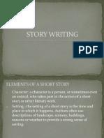 STORY WRITING 2